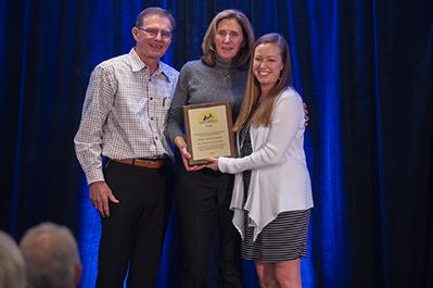SCR Health Services Award 2018 Quinn