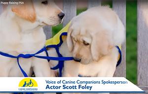 Puppy Raiser PSA