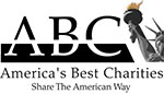 Americas best charity logo