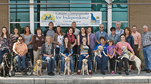 Canine Companions Idaho chapter