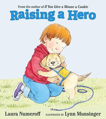 raising a hero book cover