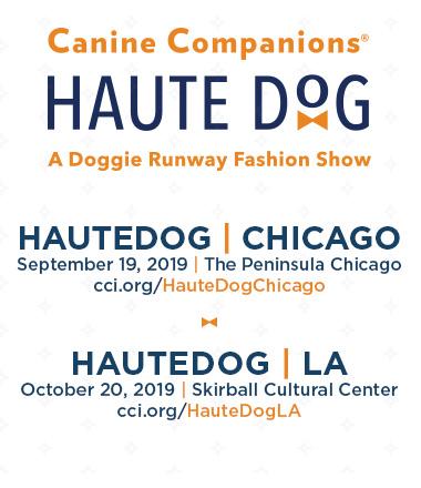Haute Dog | LA and Haute Dog | Chicago logos