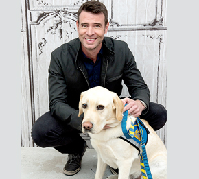 Scott Foley Celebrity Partner