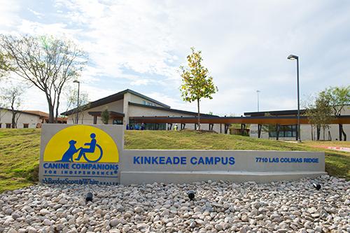Kinkeade campus