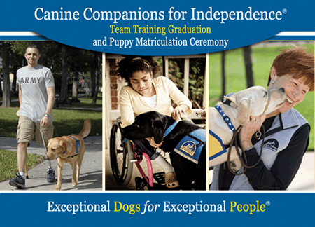 Canine companions for independence orlando fl