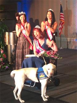 Ms. Wheelchair California