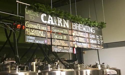 Cairn Brewing