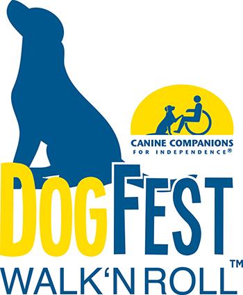 DogFest primary logo