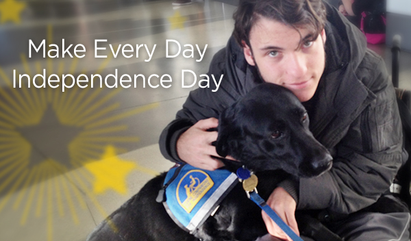 Make Every Day Independence Day - Adam