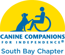 Canine Companions South Bay Chapter logo