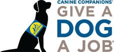 Give a Dog a Job logo