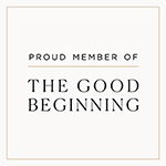 The Good Beginning logo