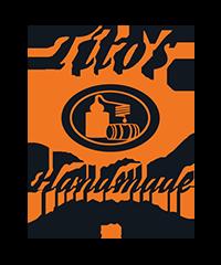 Tito's Handmade Vodka Austin Texas logo