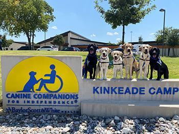 Kinkade campus photo