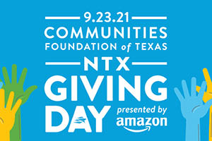 North Texas Giving Day 2021 graphic